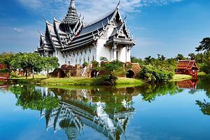 武汉直飞泰国曼谷六天全程无自费无购物之旅