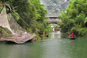 武汉到宜昌三峡人家,二坝一峡二日游