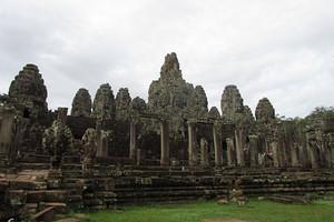 武汉到柬埔寨尊享吴哥窟五日游