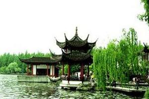 武汉到华东双飞5日游 住希尔顿饭店