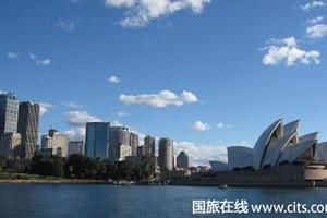 武汉到澳大利亚、新西兰精华12日游——武汉国旅