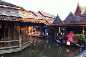 非凡泰国——武汉到暹罗七天五晚秘境之旅   武汉中国国旅