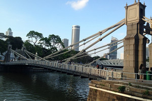 武汉出发新加坡、马来西亚波德申度假6日游