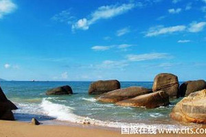 武汉到三亚旅游 海南三亚传奇小月湾 武汉中国国旅
