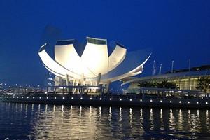 武汉到新加坡、印尼民丹岛五日游
