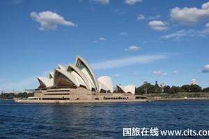 武汉直航澳大利亚新西兰(北岛)海豚岛12日游