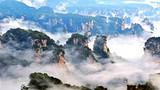 武汉到张家界天门山、玻璃栈道、黄龙洞探秘火车三日游
