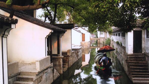 武汉600位车友自驾游扬州_开启盐商慢生活体验之旅