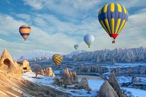 武汉到土耳其 舞动土耳其温泉之旅10日游