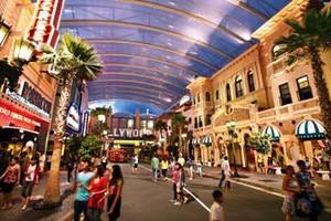 新加坡-巴淡岛-马来西亚三国 七天五晚游