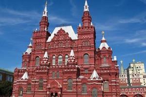 武汉出发俄罗斯  莫斯科—圣彼得堡品质七日游