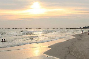 武汉到广西涠洲岛·南宁德天通灵北海银滩涠洲岛纯玩双飞6日游