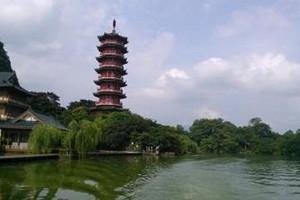 武汉到桂林、漓江、阳朔、古东冠岩纯玩五日游 武汉中国国旅