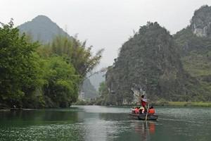武汉到桂林漓江北海涠洲岛亲水之旅品质高铁6日游