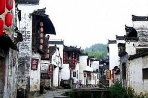 武汉出发到花漾三清山.烟雨婺源.峡谷漂流.特价三日游