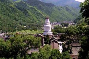 武汉出发到五台山、云冈石窟、平遥古城、乔家大院高铁五日游