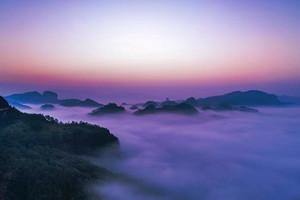 武汉出发到泰宁大金湖、寨下、尚书第精华3日游