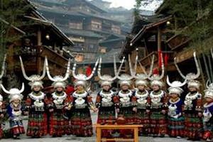 武汉到贵州双飞6日游