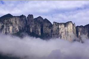 恩施大峡谷 野三峡 腾龙洞 卧去动回四日游