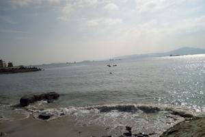 武汉到广东海陵岛高铁四日游