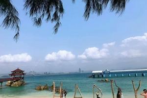 武汉出发到汶莱沙巴豪华海岛游(深圳集合、香港往返五天四晚)
