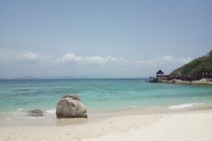 巴厘岛印度洋出海 玻璃地船海龟岛 海景下午茶6日游