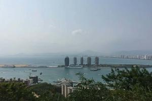 武汉到三亚半自助双飞高品质五日游