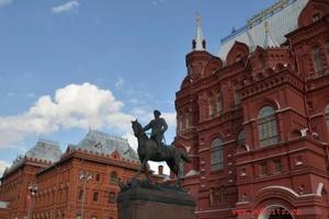 俄罗斯莫斯科_圣彼得堡_特维尔_银环高铁9日深度游