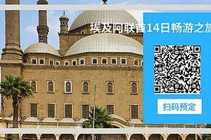 武汉到埃及、迪拜精华14日游  武汉中国国旅