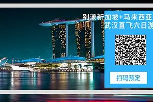武汉到新加坡 马来西亚至尊美食双飞六日游