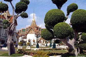 武汉包机直飞泰国六天游 全程无自费  泰国奇迹之旅