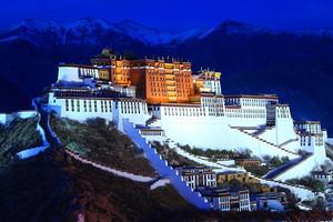 西藏全景深度游--拉萨、林芝、日喀则、纳木错一卧双飞10日游