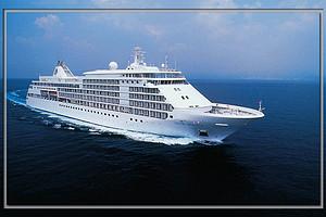 """皇家加勒比游轮""""海洋航行者号""""韩国5日之旅七层露台"""
