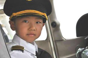 宁夏月牙湖机场航空梦想家亲子研学一日游