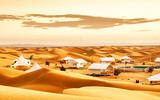 【中卫一日游】银川到【沙坡头】、畅游腾格里大漠一日游