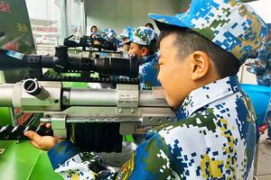 银川舰上少年军事训练营五日游