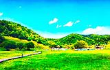 銀川到寶雞大水川、靈寶峽、南由古城休閑汽車三日游