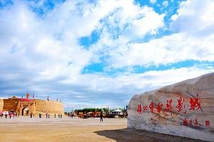 【经典宁夏D线】镇北堡影城-西夏王陵-贺兰山岩画一日游