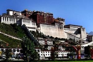 拉萨布达拉宫大昭寺纳木措单卧单飞六日游_成都到西藏拉萨旅游