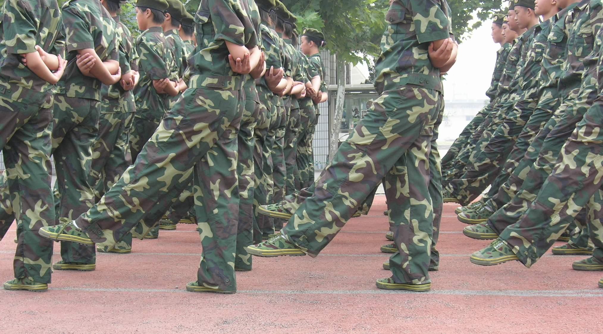 军事夏令营5天【国色天香】
