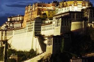 拉萨纳木错林芝珠峰双飞十日游_西藏全景珠峰旅游
