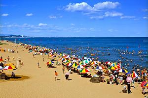 【呼和浩特到北戴河旅游】呼和浩特到北戴河休闲2日游_含沙雕