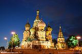 经典俄罗斯—双首都谢镇双园9日游