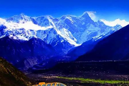 【西藏全景珠峰】西藏全景•巅峰之旅双卧15天