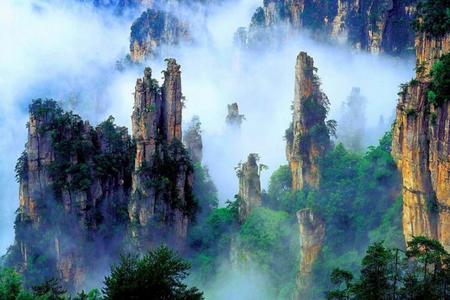 绝色湘西  湖南全景深度品质双飞六日