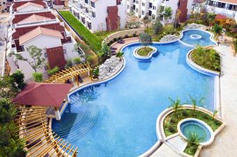 昆明安宁温泉半岛凯莱度假酒店