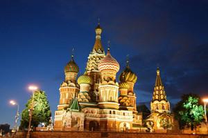 俄罗斯一地金环9日游