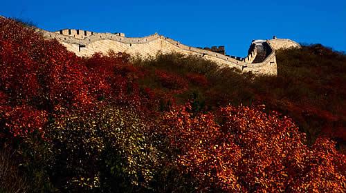 十月秋景最迷人 迷醉东南西北斑斓秋色