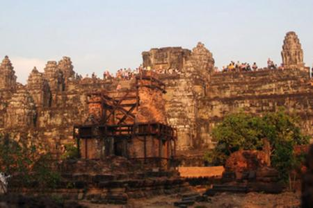柬埔寨吴哥、金边6日游