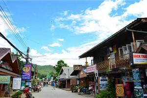 泰国清迈+淸莱6游(白庙+蓝庙)